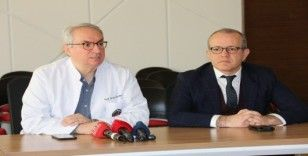AK Partili Özhaseki burnundan ameliyat oldu