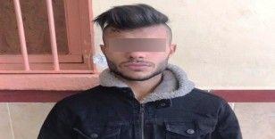 Kütahya'da polislere mukavemet eden dayakçı koca tutuklandı