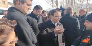 Kastamonu Milletvekili Baltacı CHP heyetiyle Bahçesaray'a gitti