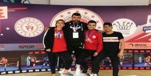 Turgutlulu sporcu Muaythai'de Türkiye şampiyonu oldu
