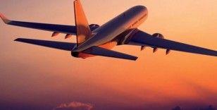 Ocak ayında 14 milyon yolcu havayolunu kullandı