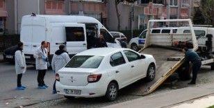Büyükçekmece'de sokak ortasında dehşet: 1 ölü, 1 yaralı