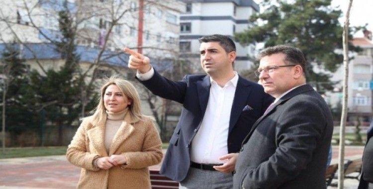 Kartal Belediyesi, Soğanlık'a yeni bir park kazandırıyor