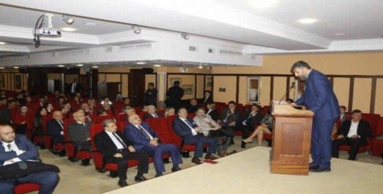 'Avukatlık mesleğinin sorunları ve çözüm yolları' çalıştayı Mersin'de yapıldı
