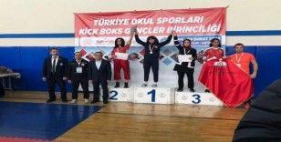 Ispartalı Kickboksculardan Türkiye dereceleri