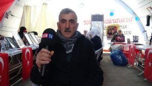 HDP önündeki aileler direniyor, sayıları gün geçtikçe artıyor
