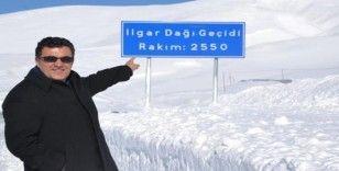 Başkan Demir, ilçe kaymakamları ve belediye başkanlarını ziyaret etti