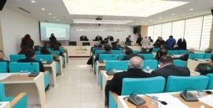 Şanlıurfa'da şubat ayı meclis toplantısı başladı