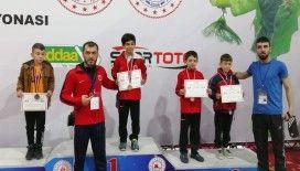 Türkiye Wushu Şampiyonu Merkez Ortaokulundan