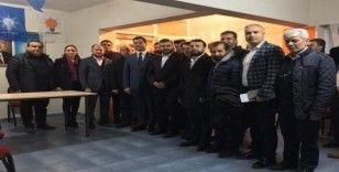 Aydın AK Parti'de temayül yoklamaları sürüyor
