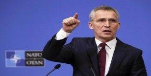 Stoltenberg: 'Rusya ve Esad'ı derhal sivil kıyımına son vermeye çağırıyoruz'