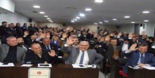 Büyükşehir'de encümene verilen gayrimenkul satış yetkisi iptal edildi