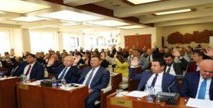 Büyükşehir Meclisinde 262 kararın 255'i oy birliği ile alındı