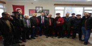 CHP Bayburt İl Başkanlığına Necip Erel seçildi