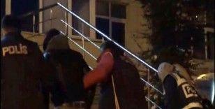 Kayseri'de 4 DEAŞ'lı terörist yakalandı