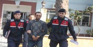 Eşini bıçaklayarak öldüren katil koca tutuklandı