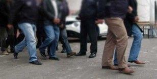 Mersin'de tefecilik operasyonu: 58 gözaltı