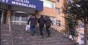 Kayseri'de PKK operasyonu: 2 gözaltı
