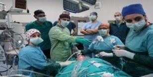 BAÜN Tıp Fakültesi'nde bir ilk daha