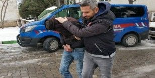 Çay ocağında uyuşturucuyla yakalanan şahıs tutuklandı