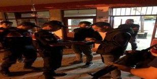 Jandarma 11 aranan şahsı yakaladı