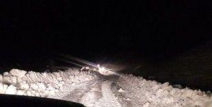Siirt'te 95 köy yolu ulaşıma açıldı, köylüler kar esaretinden kurtuldu
