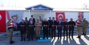 Merkez İlçe Jandarma Komutanlığı hizmet binası açıldı