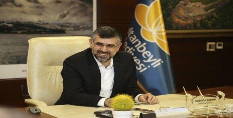 """Sultanbeyli Belediye Başkanı Hüseyin Keskin: """"Tapu bedellerinde kanunun elverdiği imkanları sonuna kadar kullandık"""""""