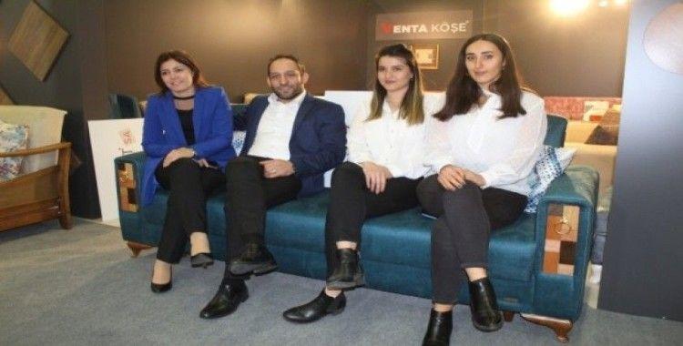 Furnıtrend Akdeniz Mobilya Dekorasyon Fuarı açıldı