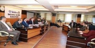 Adıyaman Belediyesinde toplu iş sözleşmesi imzalandı