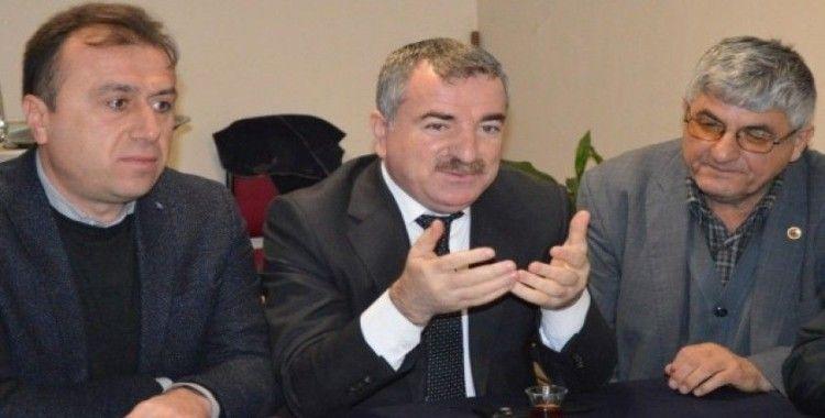 """Başkan Özdemir: """"Eşit ve hızlı şekilde hizmet etmenin gayretindeyiz"""""""