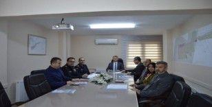 Edremit'te kadına yönelik şiddetle mücadele koordinasyon toplantısı yapıldı