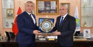 """Başkan Babaoğlu: """"SASKİ ile işbirliğimiz artacak"""""""