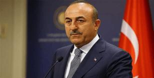 Bakan Çavuşoğlu, Arnavutluk Dışişleri Bakanı ile görüştü
