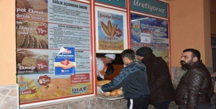 """Bozdoğan: """"Türkiye'nin en ucuz ekmeğini üretiyoruz"""""""