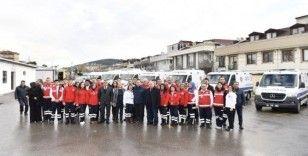 Maltepe Belediyesi 'Evde Sağlık Hizmeti' ağını genişletti