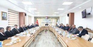 Kars İl İstihdam Kurulu toplantısı yapıldı