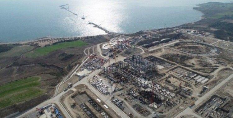 Çin'den 2 milyar 100 milyon dolarlık enerji yatırımı