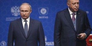 Cumhurbaşkanı Erdoğan'dan Putin ile yaptığı telefon görüşmesine ilişkin açıklama