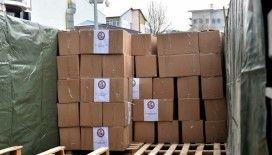 Başkan Vidinlioğlu; 'Depremzede kardeşlerimizin yaralarını bir an evvel sarmak istiyoruz'