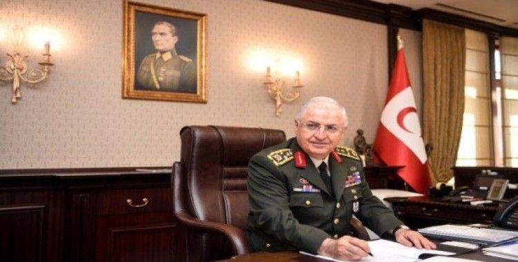 Genelkurmay Başkanı Güler, ABD'li mevkidaşı Orgeneral Milley ile görüştü