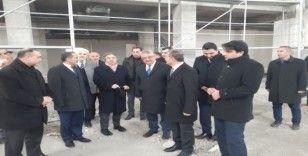 Bakan Yardımcısı Demircan sahabe Safvan bin Muattal kabrini ziyaret etti