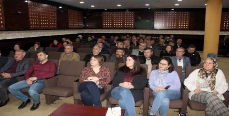 Türk çam balının Avrupa ISO toplantıları sürüyor