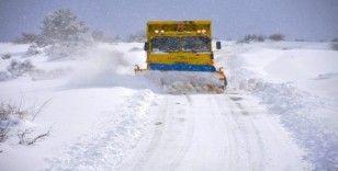Karabük'te 4 bin 545 kilometre köy yolu ulaşıma açıldı