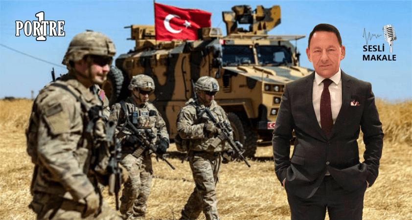 İdlib'de 'Kuvvetli Caydırıcı Harekat' veya 'Geri Çekiliş' (Ricat)..!