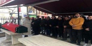 Kasımpaşa'da silahlı saldırıda öldürülen genç son yolculuğuna uğurlandı