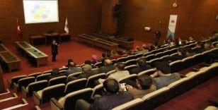 Döşemealtı Belediyesi'nde ISO 9001:2015 Kalite Yönetim Sistemi bilgilendirme toplantısı