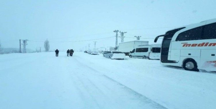 Malatya'da beyaz esaret