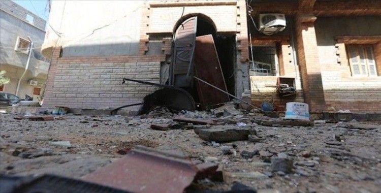 Hafter güçleri Trablus'a saldırdı: 1 ölü, 3 yaralı
