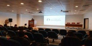 Geliştirici Öğrenci Topluluğu tanıtım etkinliğinde buluştu